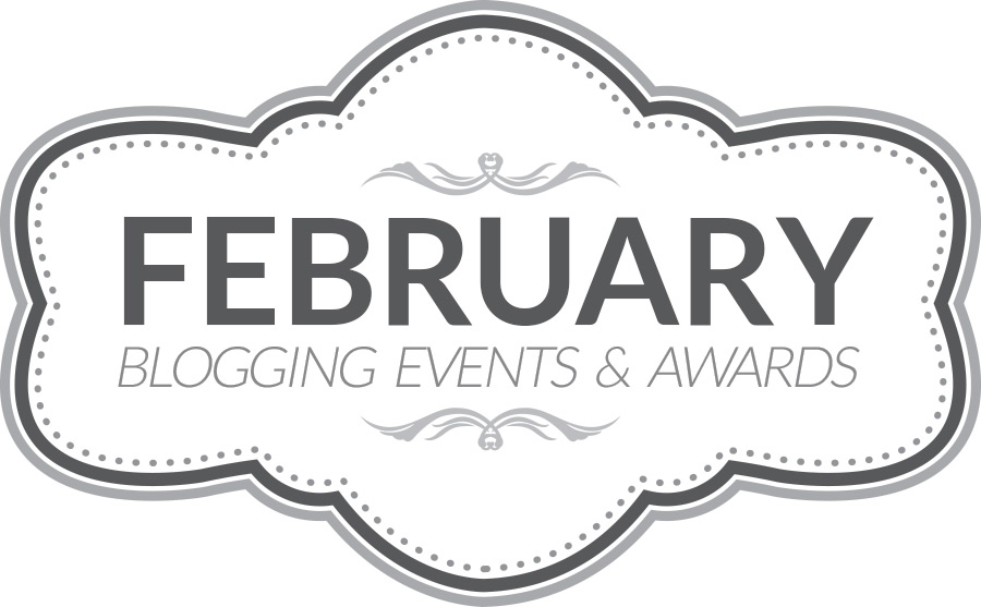 February Book Bogging Events and Book Awards